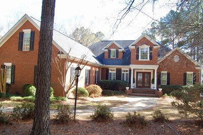 Greenwood County Single Family Home For Sale: 234 Compass Point