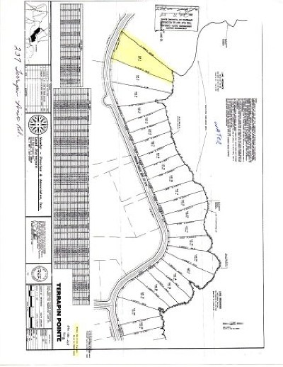 Greenwood County Residential Lots & Land For Sale: Lot 72 Terrapin Pointe Rd.
