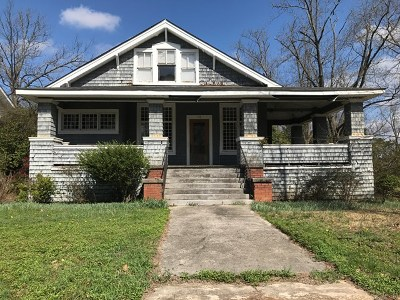 Greenwood Single Family Home For Sale: 114 Blake