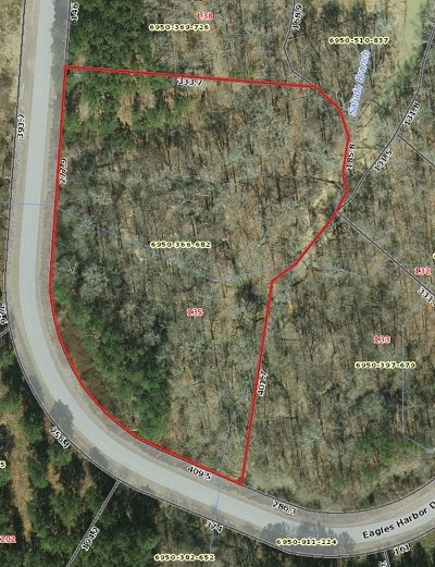 Greenwood County Residential Lots & Land For Sale: 936 Lot 135 Eagles Harbor Dr