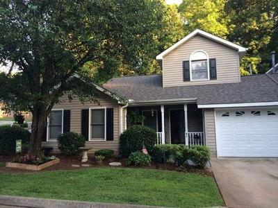 Greenwood County Single Family Home For Sale: 102 Rock Knoll Dr, 8a