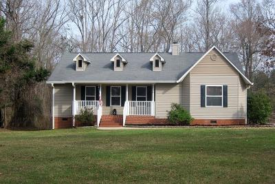 Greenwood County Single Family Home For Sale: 113 Princess Ct