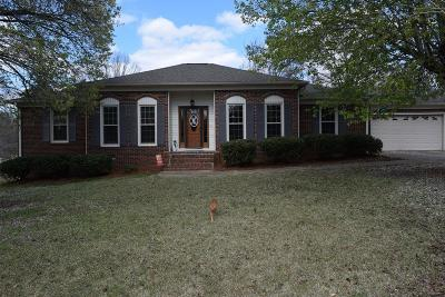 Greenwood County Single Family Home For Sale: 302 Fawn Brook Dr
