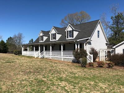 Greenwood County Single Family Home For Sale: 205 Stonewood