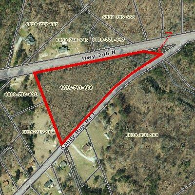 Greenwood County Residential Lots & Land For Sale: 3819 Highway 246 N