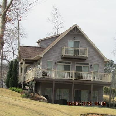 Greenwood Single Family Home For Sale: 405 Shrine Club Road