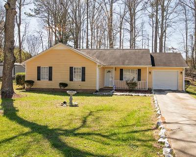 Greenwood County Single Family Home For Sale: 217 Wisewood Cr