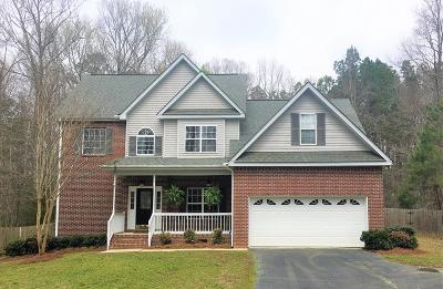 Greenwood Single Family Home For Sale: 208 Wentworth