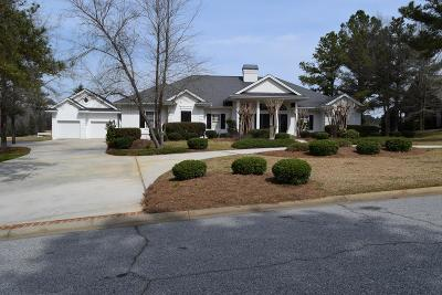Greenwood County Single Family Home For Sale: 106 Chipping Ct
