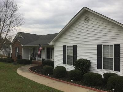 Greenwood County Single Family Home For Sale: 810 Olde Puckett Ferry