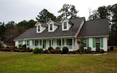 Greenwood County Single Family Home For Sale: 104 Twisted Oak Drive