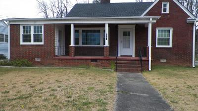 Abbeville SC Single Family Home For Sale: $142,500