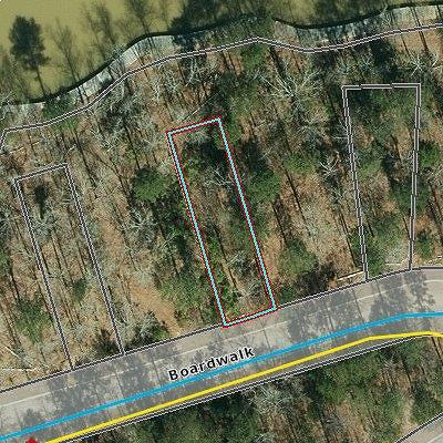 Greenwood County Residential Lots & Land For Sale: 137 Boardwalk