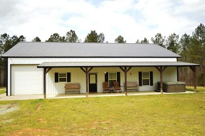 Greenwood County Single Family Home For Sale: 304 Greenville Ch. Rd.