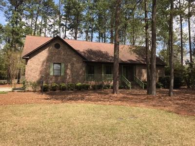 Greenwood County Single Family Home For Sale: 313 Lodge Dr.