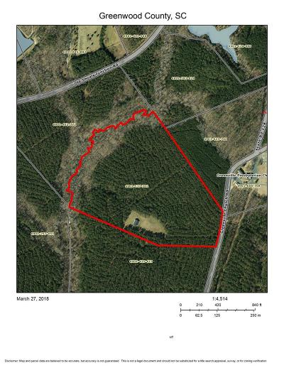 Greenwood County Residential Lots & Land For Sale: 304 Greenville Church Rd.