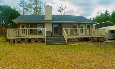 Greenwood County Single Family Home For Sale: 227 Cove Rd