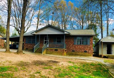 Greenwood County Single Family Home For Sale: 123 Dorchester
