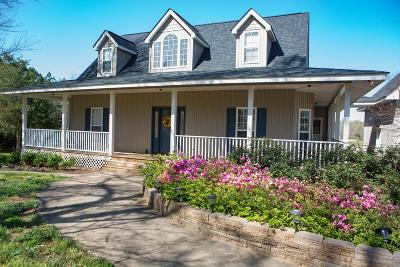Greenwood County Single Family Home For Sale: 102 Cornerstone Drive