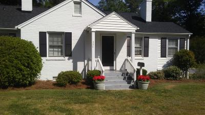 Greenwood County Single Family Home For Sale: 202 Laurel Ave