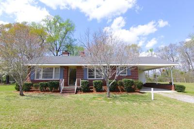 Greenwood County Single Family Home For Sale: 2013 Old Laurens Rd