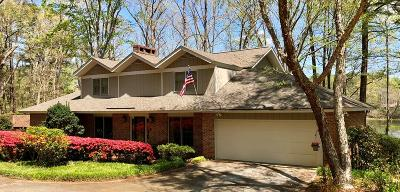 Greenwood County Single Family Home For Sale: 102 Tall Pines Trail