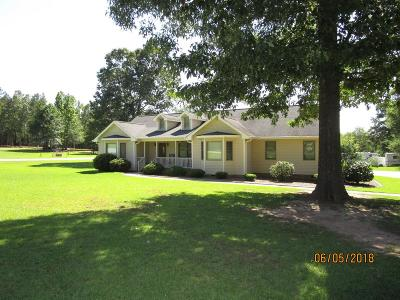 Greenwood Single Family Home For Sale: 301 Ferncliff Drive