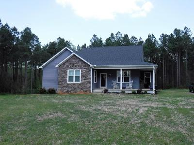Greenwood County Single Family Home For Sale: 1370 S Highway 221