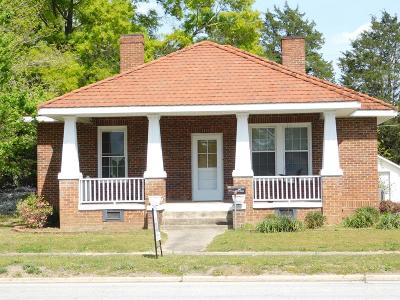 Greenwood Single Family Home For Sale: 2437 S Main Street