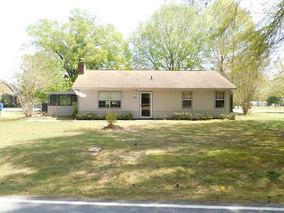 Greenwood Single Family Home For Sale: 1302 Woodlawn Rd