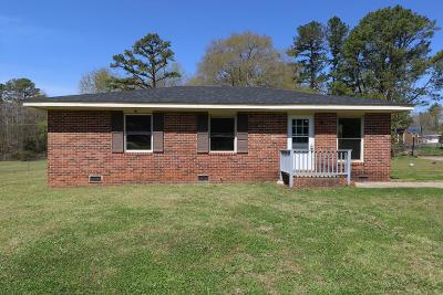 Ware Shoals Single Family Home For Sale: 11 Audubon