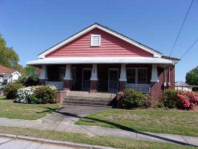 Greenwood Single Family Home For Sale: 205 Merriman