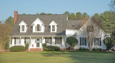 Greenwood County Single Family Home For Sale: 215 Center Rd.