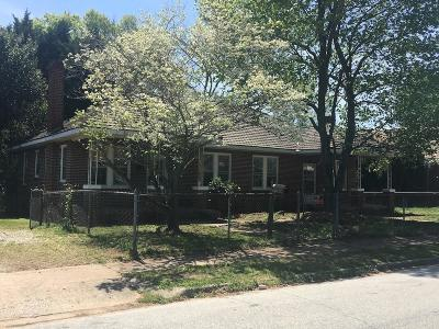 Greenwood Single Family Home For Sale: 723 Holloway