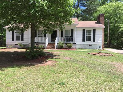 Greenwood County Single Family Home For Sale: 216 Alpine Way