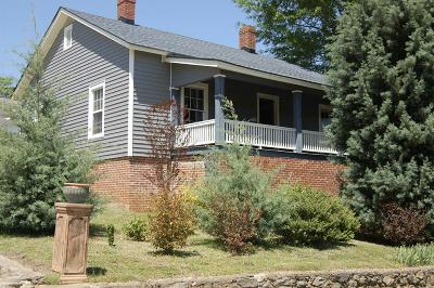 Greenwood County Single Family Home For Sale: 33 E Main St