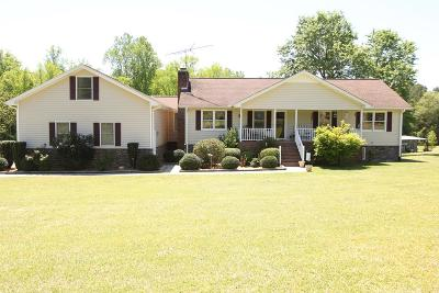 Abbeville SC Single Family Home For Sale: $449,900