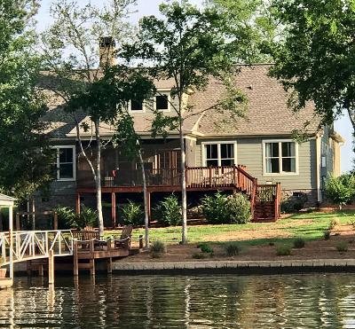 Greenwood County Single Family Home For Sale: 130 Gardenia