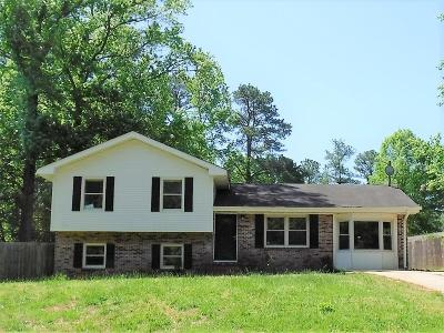 Greenwood County Single Family Home For Sale: 204 Highland Forest Drive