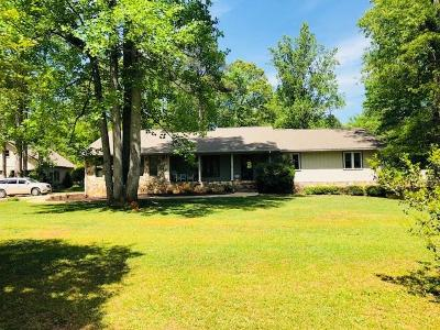 Abbeville SC Single Family Home For Sale: $349,900
