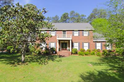 Greenwood County Single Family Home For Sale: 103 Woodbine Ct