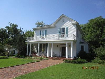 Abbeville Single Family Home For Sale: 803 North Main Street