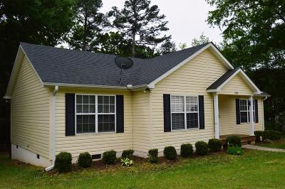 Greenwood County Single Family Home For Sale: 1313 Old Abbeville Hwy