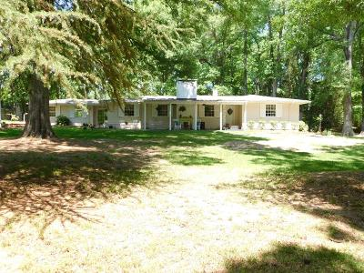 Greenwood Single Family Home For Sale: 304 Old Abbeville Hwy