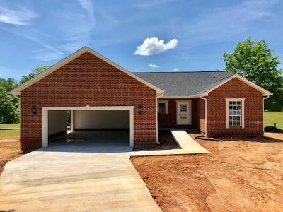 Greenwood County Single Family Home For Sale: 105 Dorsey