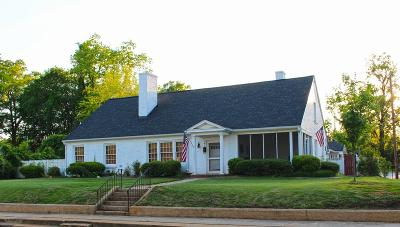 Greenwood County Single Family Home For Sale: 141 Grace St.