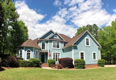 Greenwood County Single Family Home For Sale: 407 Grand Harbor Blvd