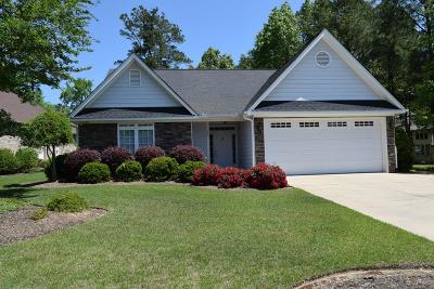 Greenwood County Single Family Home For Sale: 109 Patriot Point Ct