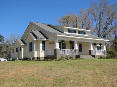 Greenwood Single Family Home For Sale: 1407 Marshall Road