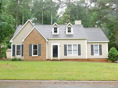 Greenwood County Single Family Home For Sale: 124 Loblolly